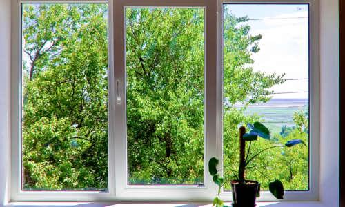 Современные пластиковые окна